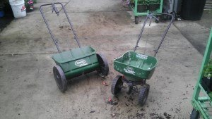 Seed Spreader Rental